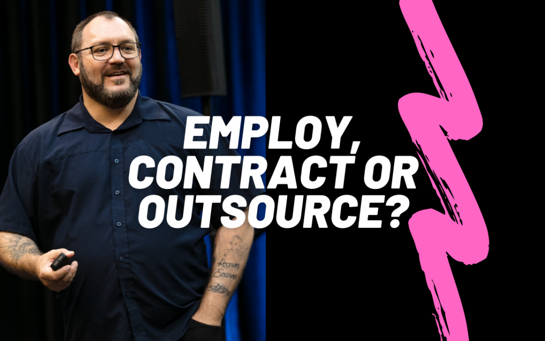 Should you hire, contract or offshore someone to help with your marketing?
