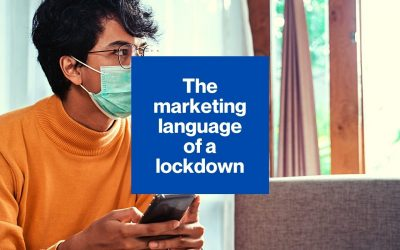 What is the marketing language of lockdown?
